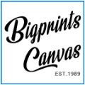 bigprints on canvas logo